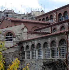 Detail, St. Demetrios Church, Thessaloniki, Greece (Paul McClure DC) Tags: thessaloniki thessalonica salonica greece nov2013 historic architecture church ελλάδα ελλάσ