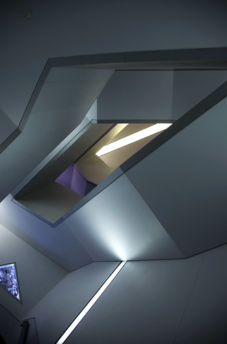 Stair of Wonders, Royal Ontario Museum