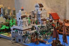 Diorama Castle 01