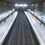 """Vista de las vías en la estación de Benimaclet <a style=""""margin-left:10px; font-size:0.8em;"""" href=""""http://www.flickr.com/photos/67776226@N07/11584751193/"""" target=""""_blank"""">@flickr</a>"""