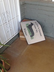 Nope, no packages here. Thanks UPS. (bajinganbermoral) Tags: thanks funny no humor here ups packages nope letssmiletoday