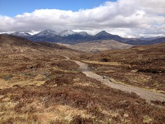 Walk from Kinlochleven (West Highland Way)