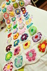 Granny Squares (harumi1206) Tags: flores flower squares african crochet granny