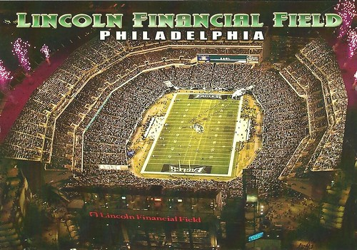 Lincoln Financial Field. Philadelphia Eagles
