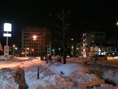 市役所前通りまだこんな感じ。