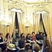 Presentación del libro 'Emprender en periodismo. Nuevas oportunidades para el profesional de la información', de Bárbara Yuste y Marga Cabrera.  Más info www.casamerica.es/?q=sociedad/emprender-en-periodismo