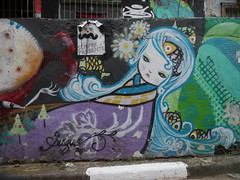 Suzue (Beco do Batman, Vila Madalena, São Paulo, Brazil, Feb2014) (FRED (GRAFFITI @ BRAZIL)) Tags: street brazil art brasil graffiti toes kep arte sãopaulo caps rita leon sampa sp pato dag mois ise viva ras mauro kaleb remo brésil grafite danone ignoto osgemeos davila vulva chivitz rmi binho zeis coletivo feik goms suzue magrela uip cranio enivo minhau sliks dalata finok alexsenna parquedoscorujas