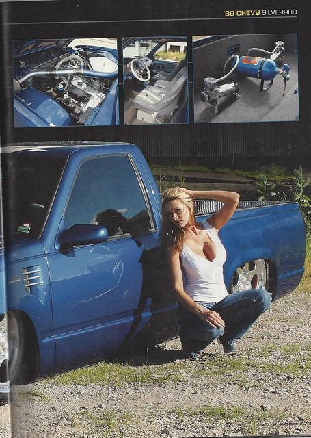 blue chevrolet sport truck magazine chevy 1989 silverado minitruck cheverolet fullsizetruck sporttruck 1989silveradosporttruckmagazine