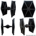 """LEGO TIE Fighter (Angles) • <a style=""""font-size:0.8em;"""" href=""""http://www.flickr.com/photos/44124306864@N01/12906922773/"""" target=""""_blank"""">View on Flickr</a>"""