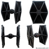 "LEGO TIE Fighter (Angles) • <a style=""font-size:0.8em;"" href=""http://www.flickr.com/photos/44124306864@N01/12906922773/"" target=""_blank"">View on Flickr</a>"