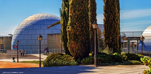 Thumbnail from Madrid Planetarium
