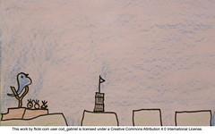 Scene from angry birds Rio computer game drawn by my 5yo son (cod_gabriel) Tags: red game drawing blu son dessin chuck canary dibujo filho computergame fiu tegning desenho disegno hijo fils zeichnung tekening sohn bluemacaw figlio  teckning rysunek canar rajz piirustus   desen angrybirds menggambar   angrybirdsrio  rovioentertainment triangularcanary angrybirdscomputergame carnivalupheaval