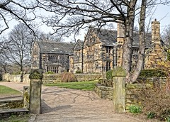 Oakwell Hall Batley (amhjp) Tags: heritage monument britain yorkshire bbc historical british hdr attraction nikond3200 oakwellhall d3200 nikon bbcdrama amhjpphotography amhjp bbcfilmlocation mrnorellandjohnathanstrange