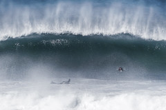 Impact Zone (Steve Corey) Tags: ca surfing morrobay cayucos crushed bigwaves wrongplace wrongtime impactzone surferintrouble