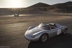 Willow Springs Circa 1961 (Desert-Motors Automotive Photography) Tags: cars spyder porsche rs osca willowsprings 718rs61