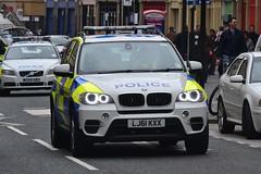 LJ61 KXX (S11 AUN) Tags: car traffic 4x4 police northumbria bmw motor roads unit x5 rpu policing patrols anpr lj61kxx