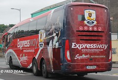 Bus Eireann SE25 (151D12258). (Fred Dean Jnr) Tags: cork expressway scania buseireann irizar i6 supermacs se25 k400 triaxle alloverad parnellplacebusstation june2015 buseireannroute51 151d12258