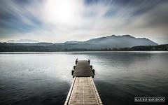 Lago Grande di Avigliana (Mauro_Amoroso) Tags: lake nature water lago landscapes lakescapes avigliana lagogrande