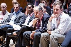 Edward de Bono & audience at CI2010