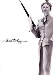 Marshall Fields 1951 (moogirl2) Tags: vintage retro marshallfields 1951 50sfashions