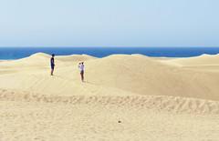 (Mateusz Mathi) Tags: summer macro canon de eos spain sand playa gran usm ingles canaria dunas maspalomas mateusz lato mathi hiszpania wydmy 600d wyspy kanaryjskie