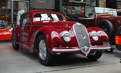 Alfa Romeo 6C 2500 Sport Berlinetta Touring Superleggera (1939) (Transaxle (alias Toprope)) Tags: 50v5f ar alfa alfaromeo 6c 2500 sport berlinetta touring superleggera 1939 milano classic classics classiccar classiccars clasico clasicos classica vintage vintagecar vintagecars antique retro auto autos amazing beauty berlin bella beautiful bellamacchina car cars coche coches carro carros toprope soul styling power powerful nikon d90 design dohc 10favs mostfavedplus 6car 6cylinders 15favs automoviles fav20 yesterday voitures ancienne macchina italia italy italian italiana italiane italiani italiano worldcars