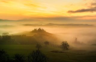 Dawn & poem.
