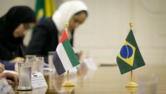 Ministro de Relações Exteriores dos Emirados Árabes Unidos - 16/03/2017 (mdic.gov.br) Tags: marcos pereira relações exteriores emirados árabes unidos sheikh abdullah brazil