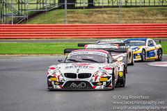 British GT Championship Silverstone-2061 (WWW.RACEPHOTOGRAPHY.NET) Tags: 7 amdtuningcom bmwz4 britgt britishgt gt3 greatbritain joeosborne leemowle silverstone