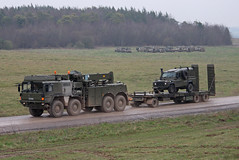 T.J. Neate Copyrighted Photograph (Neatescale) Tags: man recovery spta salisburyplain trucks reme