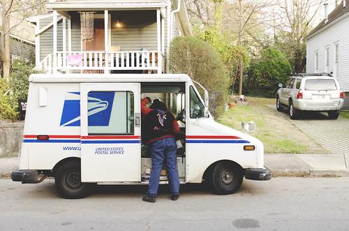 Hey Mrs. Postman