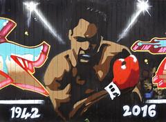 Ali street art (1978-1987) Tags: streetart londonstreetart shoreditchstreetart bricklane urbanart graffiti muhammadali