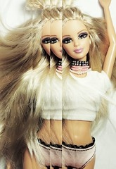 I'll Tell It To The World (alexbabs1) Tags: barbie fashion fever doll modern trends collection girly cute fantasy anime alien britney spears sexy hottie thottie thot thotty thotress babe hot loves it paris hilton nouhties aughties 2000s 2006 mattel cool dope extensions funky style street glam fluffy selfie lingerie avenue t shirt hilary duff jessica simpson sarah palins bangs