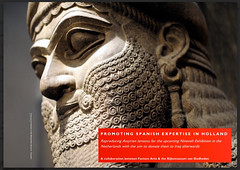 my photo at the rijksmuseum (branko_) Tags: lamasssu rijksmuseum nl holland assyrian oudheden nineveh