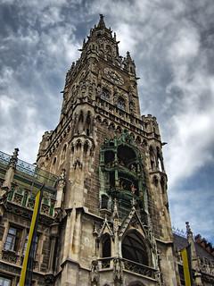 Munich Old - Neue Rathaus