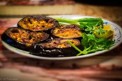 """Home made Egg Plant fried - Bangaladeshi style ! (dzTraveler) Tags: eggplant yammi bengali bengalifood"""" homemade eggplantbhaji friedeggplant"""