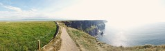 Cliffs of Moher (doistrakh) Tags: cliffsofmoher cliff travel europe ireland countyclare panorama vsco vscocam
