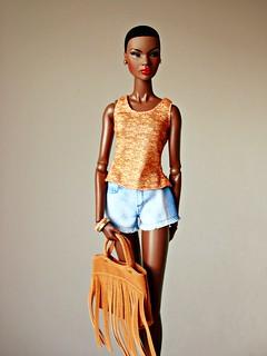 Nadja wears Barbie Fashion