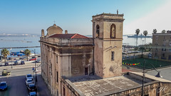 Chiesa di San Giuseppe, Taranto, Italy (podrozuje) Tags: taranto city spartan italy navy ship bay sea sky chiesa church san saint joseph giuseppe life street building bb la nassa view mission outdoors architecture ancient town apulia puglia southern south structure renovation