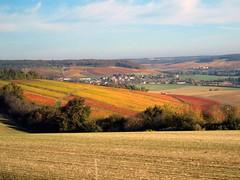 391 Rural France in Autumn (saxonfenken) Tags: 1047s 1047 village rural autumn landscape challengeyouwinner friendlychallenges pregame