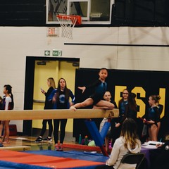 selkirk, manitoba (rachel uminga) Tags: selkirk manitoba mb canada praries gymnastics girl sports youth gym balancebeam sportphotography athlete