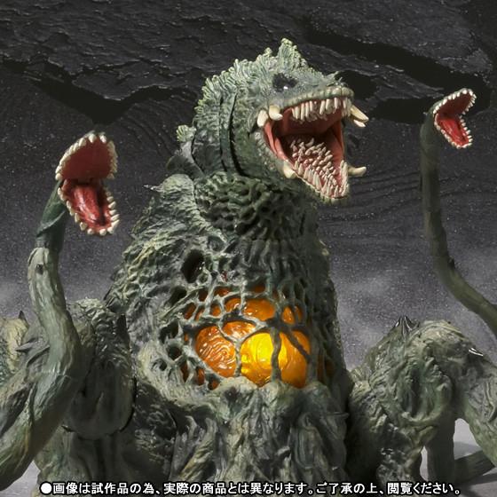 S.H.MonsterArts系列最大級怪獸ビオランテ預購即將展開!