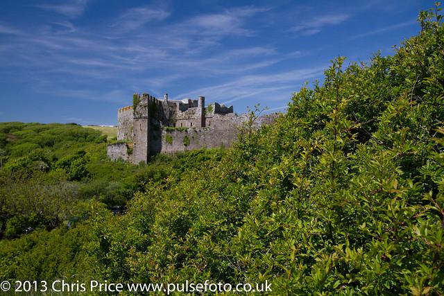 Manorbier, Pembrokeshire