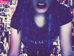 KristieAnnBuggy (KristieAnnBuggy) Tags: vintage retro buggy bluehair blackhair kristie rockon sitemodel radke lovepink tumblrgirl kristieannbuggy galaxyshorts