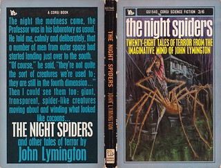 John Lymington - The Night Spiders