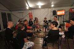 Press Conference, Regional Media @ EXIT Festival 2013 (Exit Festival) Tags: festival exit fest fortress novisad petrovaradin exitfestival 2013 tvrdjava lastfm:event=3460682