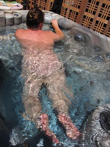 Hot Tub Skinny Dipping