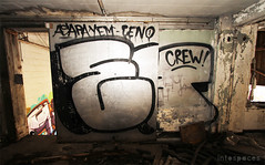 (Into Space!) Tags: abandoned eh mi photo detroit abandon throw rundown fill asap fillin throwie ceno ehc ayem intospace intospaces