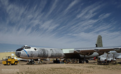 A Blast from the Past (Ken's Aviation) Tags: pima peacemaker airmuseum b36 convair pasm cityofftworth 522827