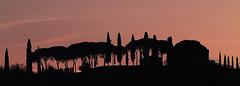 ... e l'anima si specchia nel tramonto. (* onda *) Tags: sunset serenity tuscany valdorcia bestcapturesaoi